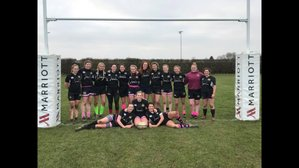 Market Harborough U18 Girls prove too strong for visiting Lutterworth