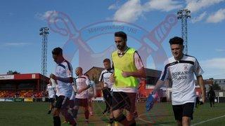 Banbury United v First Team