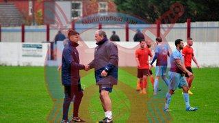 First Team v Larkhall Athletic