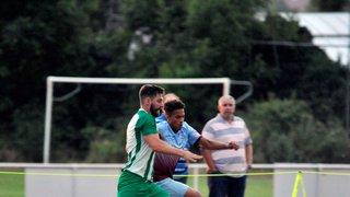 Hengrove AFC v First Team