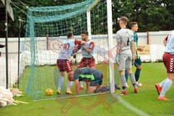 Mangotsfield United....1    Slimbridge AFC....2