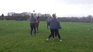 WRFC Girls Rugby - Inner Warrior