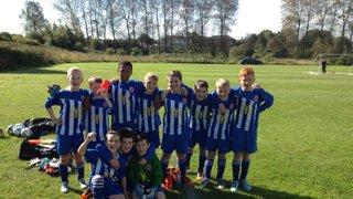 U13s Blues win against Keynsham