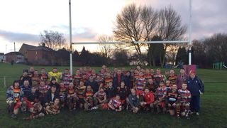 Shaw Cross Sharks Under 28's vs Over 28's & Guests