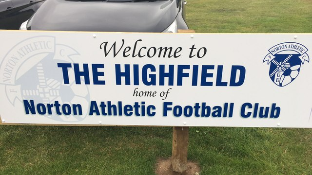 Erpingham United Reserves 1 Norton Athletic Reserves 2
