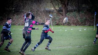 Retrospective review of a Chingford U13's (now U14's) 2017-18 win!
