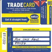 Selco Builders Warehouse Discount Card