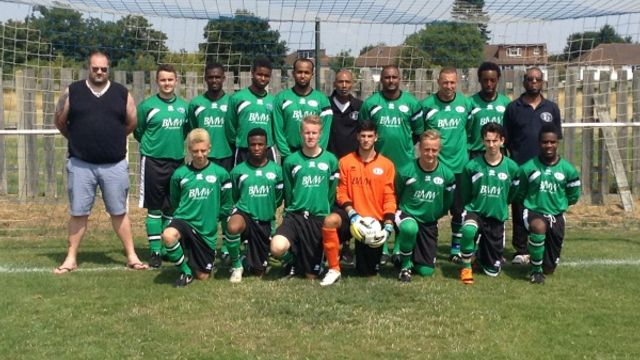 CB Hounslow United FC (U23 Team)