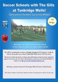 Gillingham FC announce date for 4th Soccer Camp with TW Foresters - June 2018