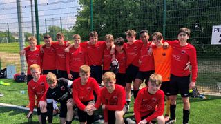 U15's Sussex Youth  2017/2018