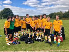 U16's Sussex Youth Squad