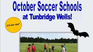 Gillingham FC Soccer School dates - October 2018  - half term