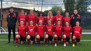Woman's Senior Team make club history