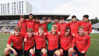 Tunbridge Wells Foresters U16's Charity match