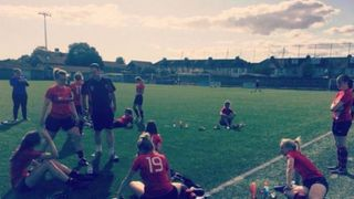 Points shared at Lancing Ladies FC