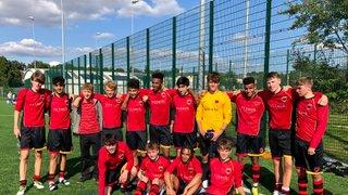 U18's start the season with a derby win