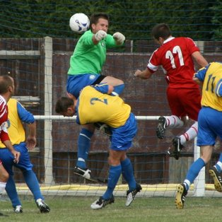 Bedfont Salvage A Point