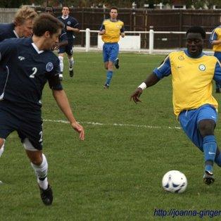 Bedfont FC 0-1 Chertsey Town