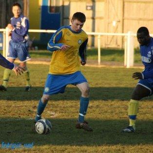 Bedfont FC 2-3 North Greenford United