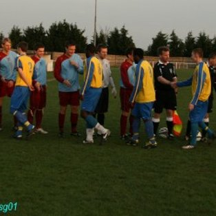 Morgan Double Spurs Bedfont on to Win.