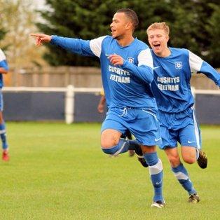 Feltham 3-0 Banstead Athletic