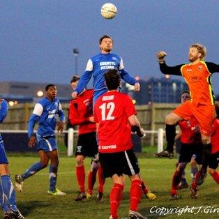 Feltham 1-2 Knaphill