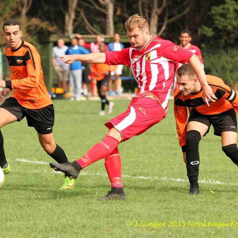 London Tigers 1-1 Bedfont & Feltham