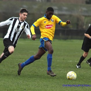 Yellows go down at Abbey Rangers
