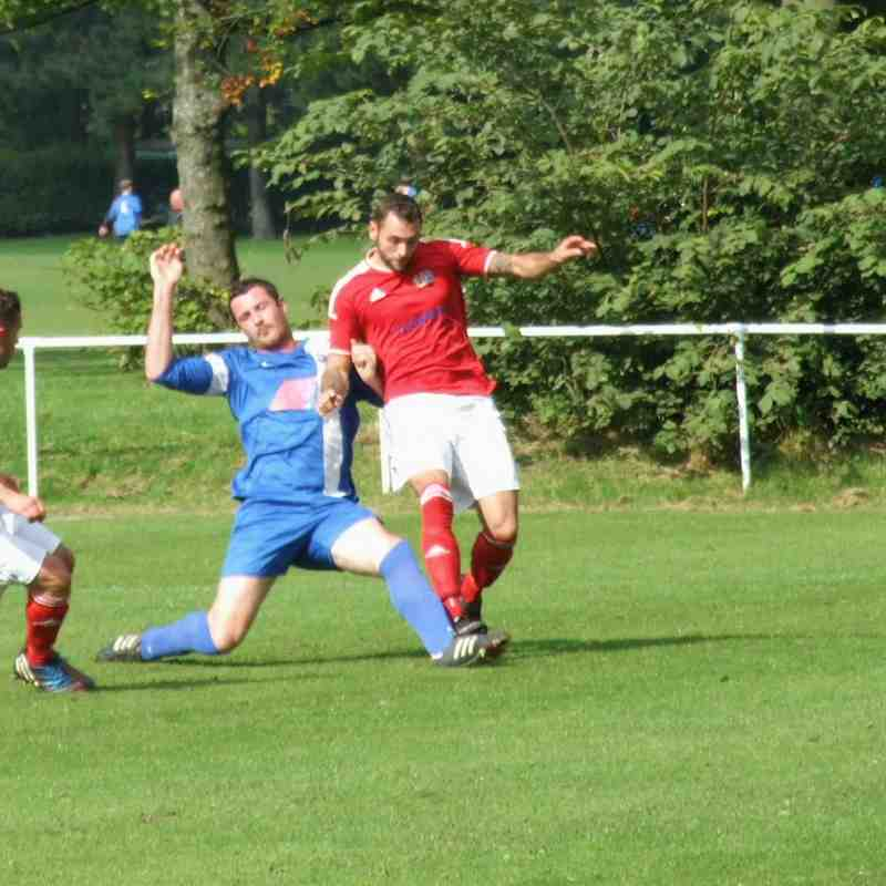Uppermill 0 Heys 2 (Gilgryst Cup 1) 19th Sept. 15