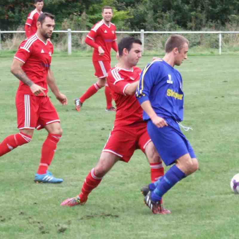 AFC Monton 0 Heys 1 (17th October 15)