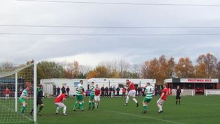 Heys 5 Cleator Moor Celtic 0