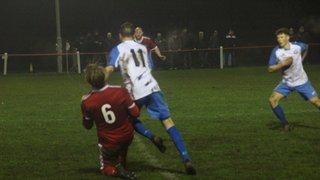 Heys 8 AFC Blackpool 1 (27th Nov 18)