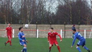 Heys 1 Longridge 2 (9th Feb 19)