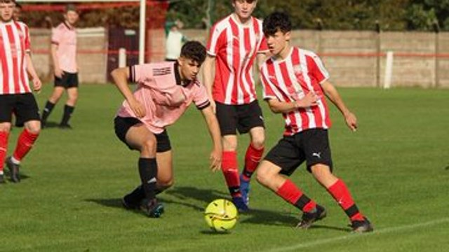 Dawes double gives Heys Youth victory over Irlam