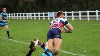 Witney vs Newbury Saturday 3rd November 2018