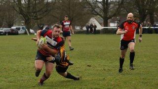 Marlborough vs Newbury Saturday 16th February 2019