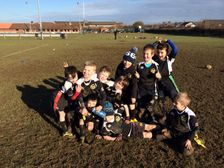 Under 8 Menaces March On