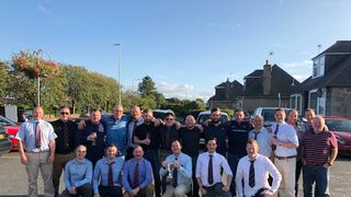 Dyce RFC vs Old Boys 25/08/2018