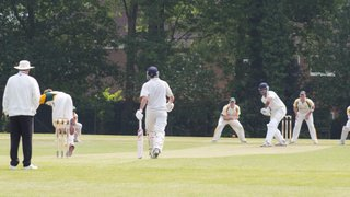 1st XI vs Chessington 28th May 2016