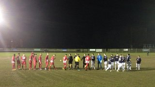 Leighton lose out to a strong Luton team in Beds Senior Cup