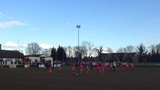 Leighton held to a draw at home against North Greenford