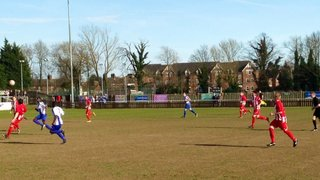 Leighton fall back into their old ways against Chertsey