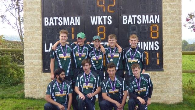 Season ending internal 6-a-side cricket event
