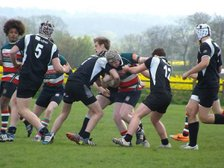 Harborough secure a narrow victory against local rivals Lutterworth