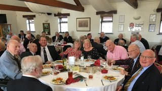 Bookings for Supporters Lunches Oct 26th 2019