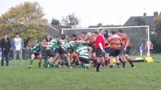 FRFC 2s vs Medway 3s - 9th November