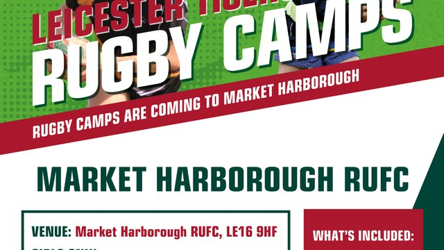 Girls Rugby Camp comes to Harborough