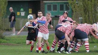 3rds v Crewe & Nantwich