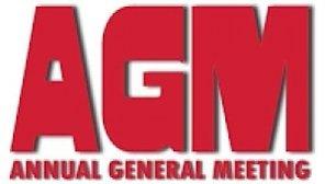 CLUB AGM - December 2nd - 8pm