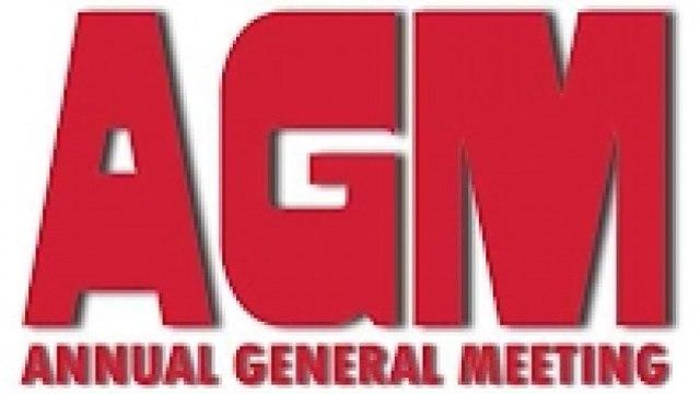 CLUB VIRTUAL AGM - December 7th - 7.30pm
